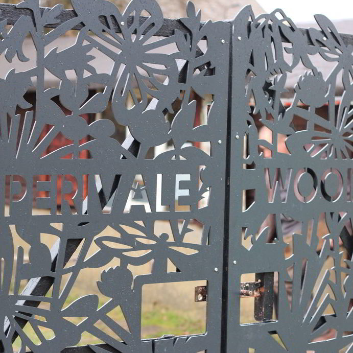 Image of reserve gates