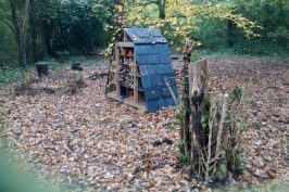 Perivale Wood Bug Hotel